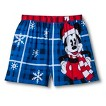 Men's Mickey Mouse Plaid Boxers