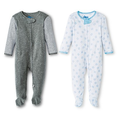 Newborn Boys' Sleep & Play Set - Multicolor 0-3 M