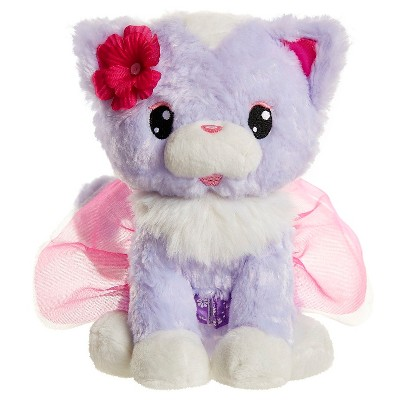 Whimsy & Wonder Princess Pal White Plush Puppy
