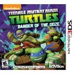 Teenage Mutant Ninja Turtles: Danger of the Ooze (Nintendo 3DS)