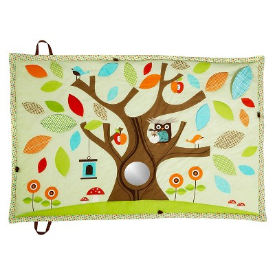 Skip Hop Treetop Friends Mega Playmat