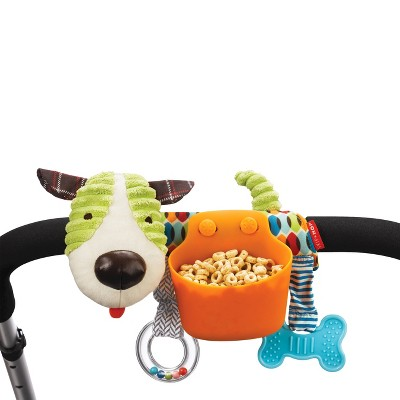 Skip Hop Puppy Stroller Bar Snack Toy