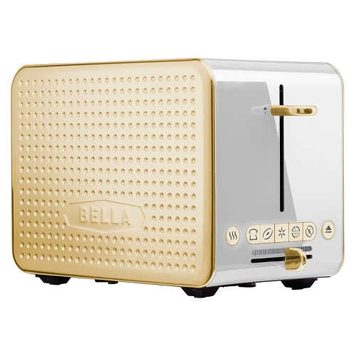 Bella Dots Collection 2.0 Two-Slice Toaster | eBay