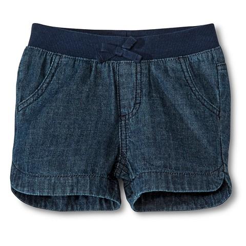 Toddler blue jean vest
