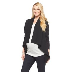 Maternity Open Layering Cardigan-Liz Lange® for Target®