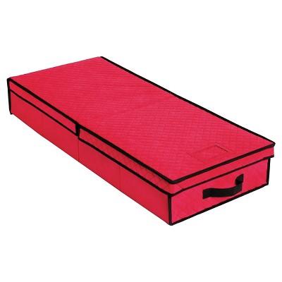 Storage Bags Polypropylene Whitmor Red