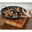 "Andrew Zimmern 15"" Carbon Steel Paella Pan"