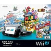 32 GB Nintendo Wii U Deluxe Set with Super Mario 3D World and Nintendo Land