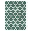 Threshold™  5'x7' Rectangular Patio Rug - Mosaic Seafoam