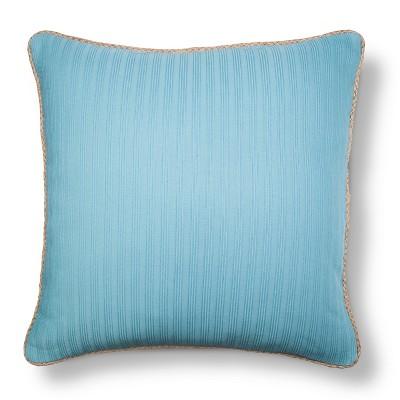 Oversized Seersucker Pillow - Red – Threshold™
