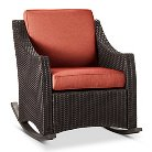 Threshold™ Belvedere All- Weather Wicker Patio Porch Rocker
