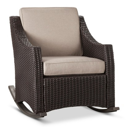 Threshold™ Belvedere Wicker Patio Furniture Coll Tar