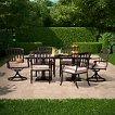 Smith & Hawken™ Premium Kentfield Metal Patio Dining Furniture Collection