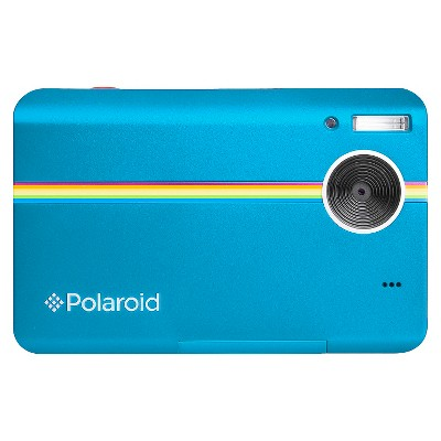 Polaroid Z2300 Digital Instant Camera - Blue