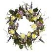 Nearly Natural Artificial Wreath - Multicolor