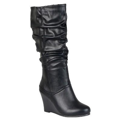 Boots Wedge Heel