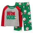 Just One You Made by Carter's® Define Good Flannel Sleep Set