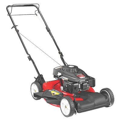 "Yard Machines 21"" 159cc Self-Propelled Gas Mower"