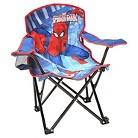 Licensed Kids Folding Armchair - Marvel Spiderman