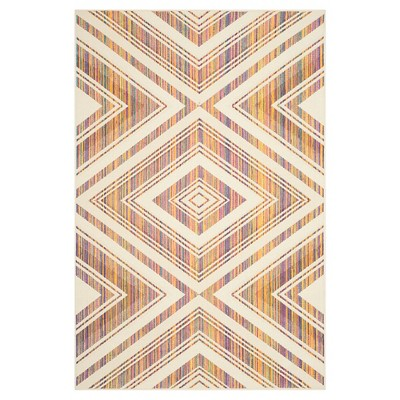 "Safavieh Patio Rug - Natural (5'1""X7'7"")"