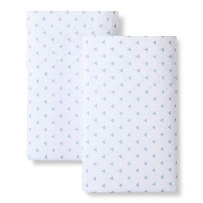 Jersey Pillowcase - Aqua King - Room Essentials™