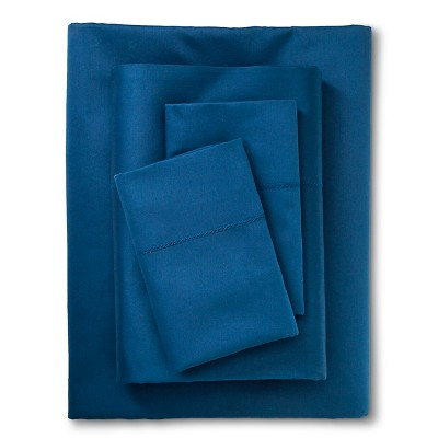 Fieldcrest&#174 Luxury Egyptian Cotton 600 Thread Count Sheet Set - Early Blue (Queen)
