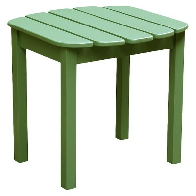 International Concept Accent Side Table - Moss