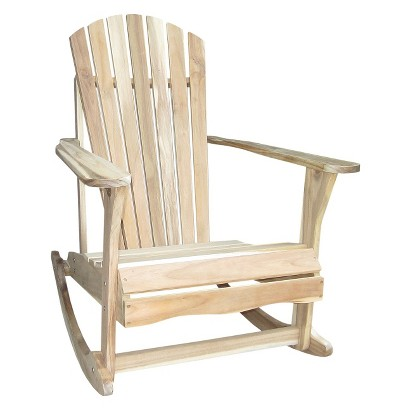 international concepts adirondack rocking chair product details page