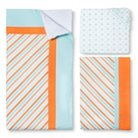 My Baby Sam Penny Lane 3-Piece Bedding Set