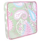 My Baby Sam Pixie Baby Throw Pillow Pink