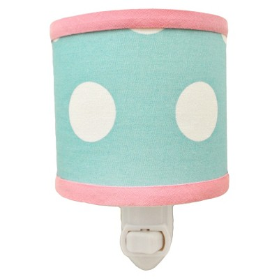 My Baby Sam Pixie Baby Night-Light Aqua