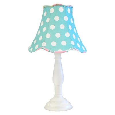 My Baby Sam Pixie Baby Lamp Aqua