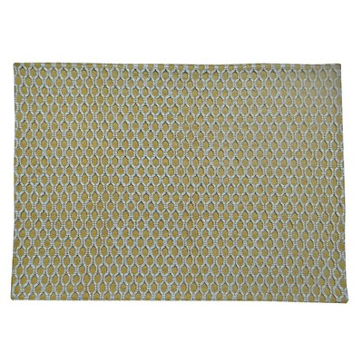 Placemat Deflective Weave Sun Eclipse - Threshold™