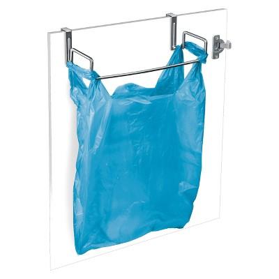 Lynk Over Cabinet Door Organizer - Bag Holder