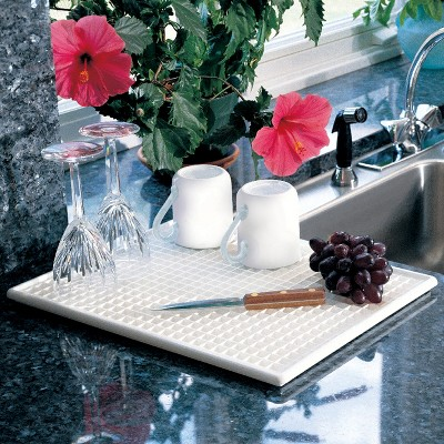 Lynk Polypropylene Drying Tray - White
