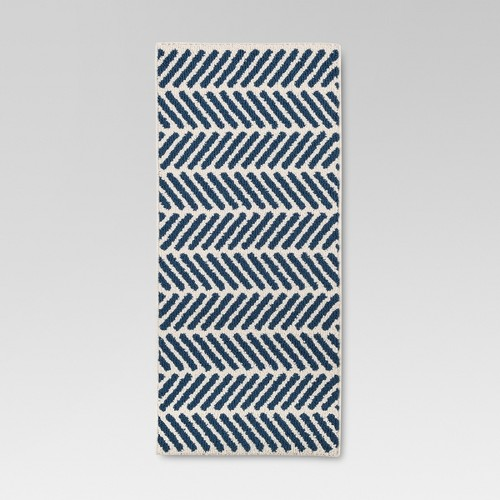 Green Area Rug Target: Threshold Chevron Accent Rug