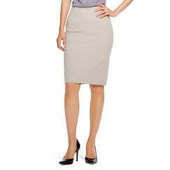 Women's Bi-Stretch Twill Pencil Skirt - Merona™