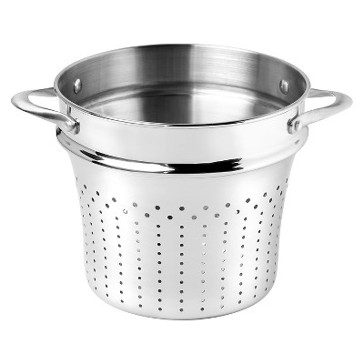 Calphalon Contemporary 8 Quart Stainless Steel Pasta Insert