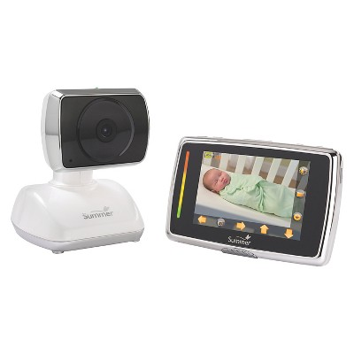 "Summer Infant® 3.5"" TouchScreen Digital Video Baby Monitor"
