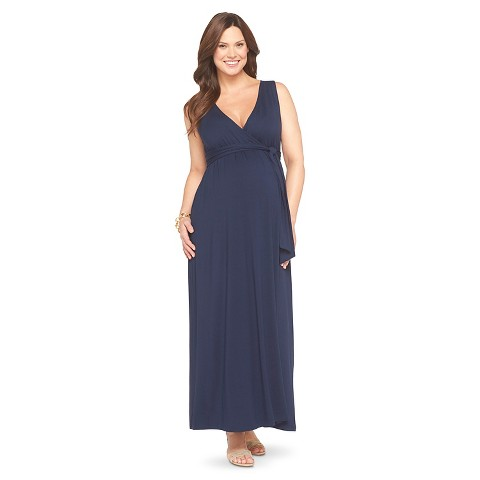 366078a2da9 liz lange maternity maxi dress