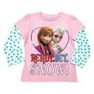 "Disney® Frozen Toddler Girls' Twofer ""Ready,Set,Snow"" Tee"