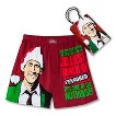 Men's Christmas Vacation Boxer with Gift Bag
