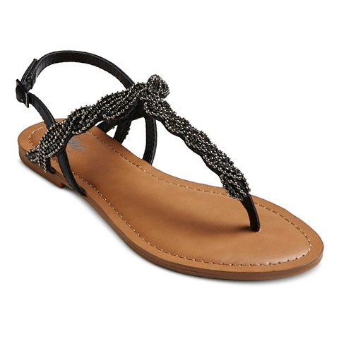 Wonderful Womens Lady Flat Sandals Product Details Page