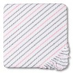 Circo® Woven Fitted Crib Sheet Bold Bows