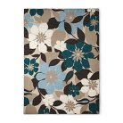 Maples Rugs Large Floral Area Rug