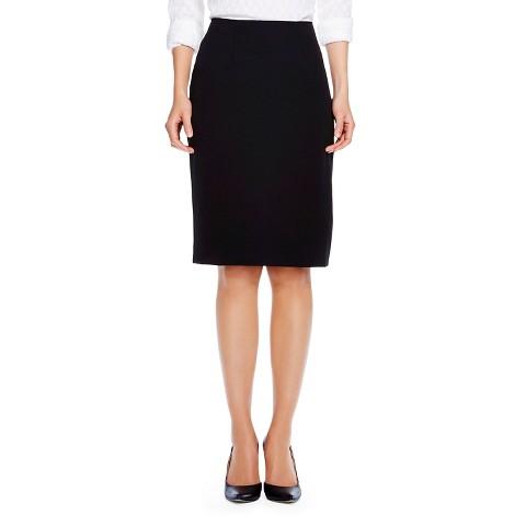 s bi stretch twill pencil skirt merona target