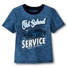 Toddler Boys' 'Old School' Tee
