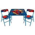 Spiderman Table and Chair (Set of 3)