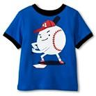 Toddler Boys' Baseball Tee