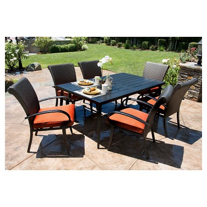 Hathaway Wicker Patio Furniture Collection